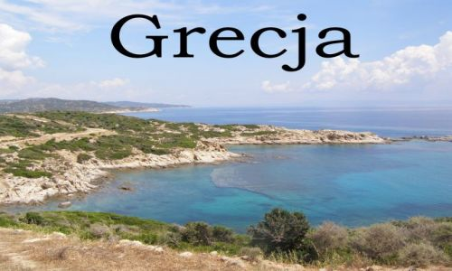 Zdjecie GRECJA / Chalkidiki / Camping Kalamitisi / Widoki