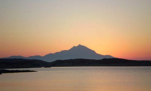 Zdjecie GRECJA / Sithonia / Kalamitsi / Podróżnik