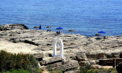 Zdjecie GRECJA / Rodos / Kalithea / Plaża