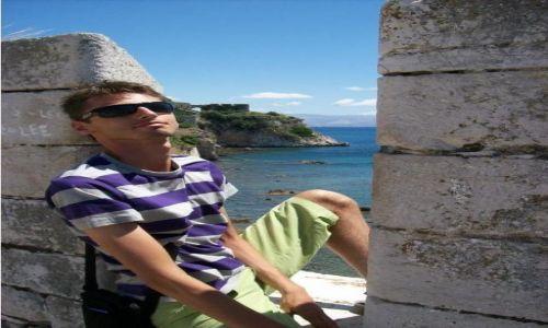 Zdjecie GRECJA / Korfu island / Korfu city / just me 2