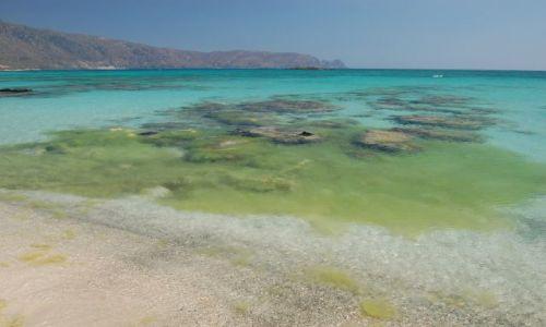 Zdjecie GRECJA / Kreta / Kreta / woda