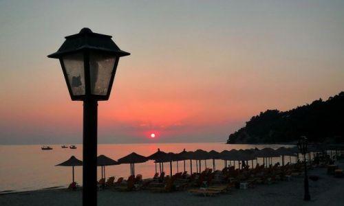 Zdjęcie GRECJA / chalkidiki / Kassandra / czas zapalić latarnię...