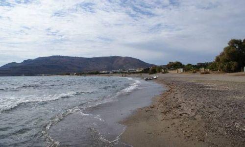 Zdjecie GRECJA / rodos / lindos / plaża