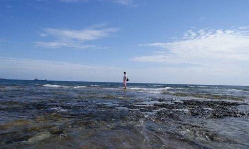 Zdjecie GRECJA / rodos / lindos / plaża2