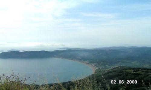 Zdjecie GRECJA / Korfu / Agios Georgios Makrades / Agios Georgios Makrades