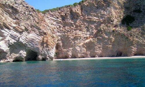 Zdjecie GRECJA / Korfu / Paradise Beach / dostęp tylko od strony morza
