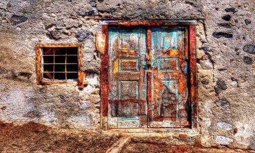 Zdjecie GRECJA / Santorini / brak / po prostu pastelowe ....