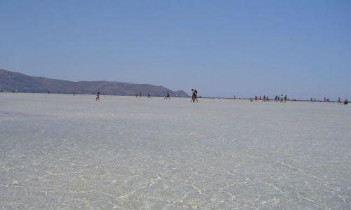 Zdjęcie GRECJA / Kreta / Elafonisi / Plaze w Elafonisi