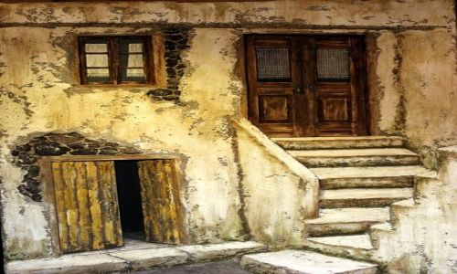 Zdjecie GRECJA / Santorini / Oia / nostalgia .....
