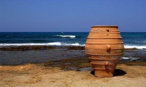 Zdjęcie GRECJA / Kreta / Malia / Donica