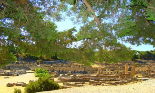 Zdjecie GRECJA / Rodos / Kamiros / Starożytne Kamiros III