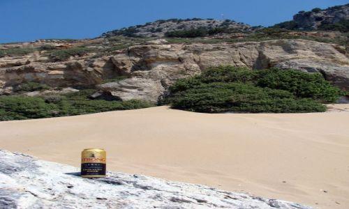 Zdjecie GRECJA / Rodos / Plaża Tsambika / Subiektywna ocena