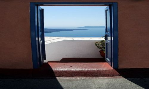 Zdjecie GRECJA / Santorini / Fira / ....