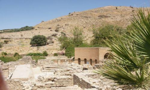 Zdjęcie GRECJA / Kreta / Gortyna / Amfiteatr IV