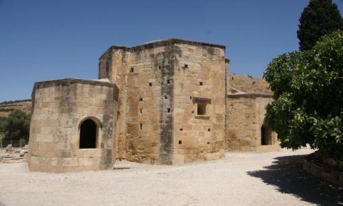 Zdjęcie GRECJA / Kreta / Gortyna / Bazylika św. Tytusa