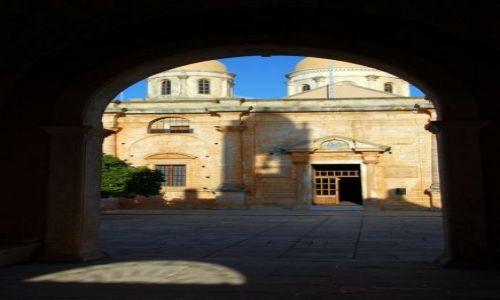 Zdjecie GRECJA / Kreta / Agia Triada Monastery / Konkurs