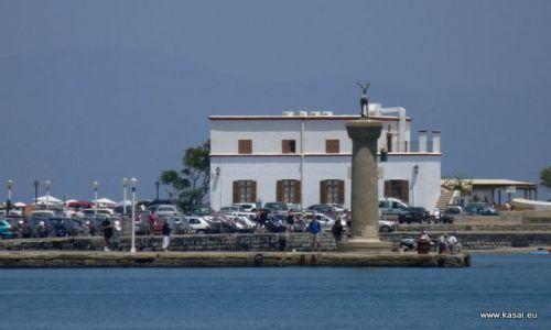 GRECJA / - / Rodos / Rodos - Port Mandraki