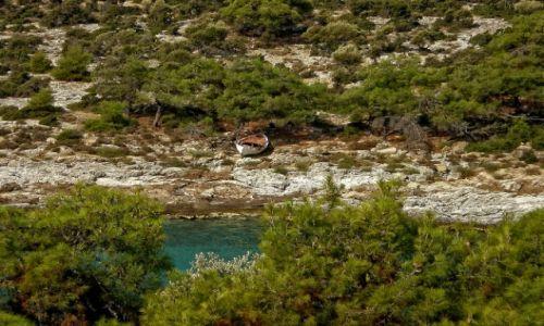 Zdjecie GRECJA / - / niestety już nie pamiętam :) / łódka