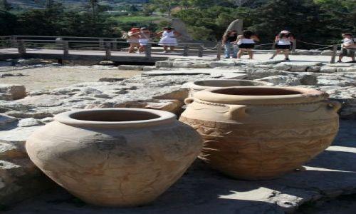 Zdjęcie GRECJA / Heraklion / Knossos / Knossos 1