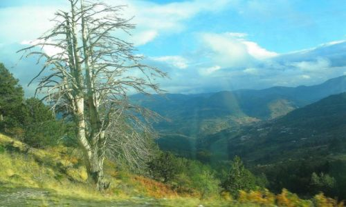 Zdjęcie GRECJA / Góry Pindos / w drodze z Epiru do Tesalii / Piękno gór Pindos