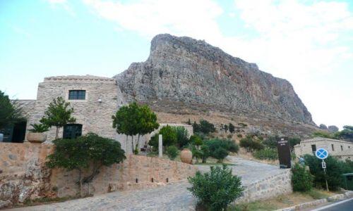 GRECJA / Peloponez / południowy cypel / Monemvasia