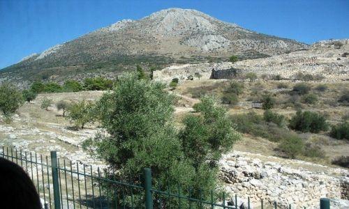Zdjęcie GRECJA /  Peloponez / Peloponez / Greckie krajobrazy