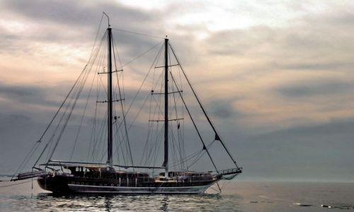 Zdjęcie GRECJA / Cyklady / Mikonos / Yacht marzeń