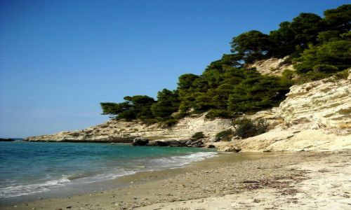 Zdjęcie GRECJA / Chalkidiki / Płw. Kassandra/ Siviri / i znów plaża....
