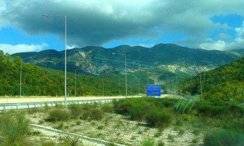 Zdjecie GRECJA / Epir / na trasie z Epiru do Tesalii / Grecja z autokaru