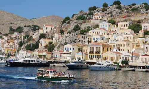 Zdjecie GRECJA / Rodos / Wyspa Symi / ...