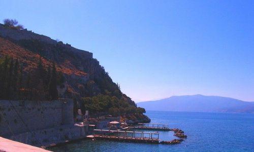 Zdjęcie GRECJA / Peloponez / Nafplion / greckie wspomnienia