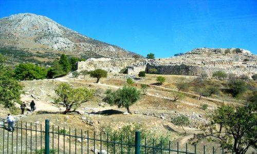 Zdjecie GRECJA / Peloponez /  okolice Koryntu / greckie wspomnienia