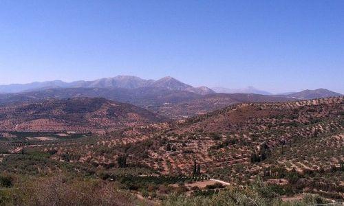 GRECJA / Peloponez /  okolice Myken / greckie wspomnienia