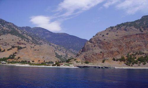 Zdjecie GRECJA / wyspa Kreta / Kreta / stąd wyruszymy do Wąwozu Samaria