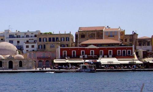 Zdjęcie GRECJA / wyspa Kreta / Chania / Chania - Kreta