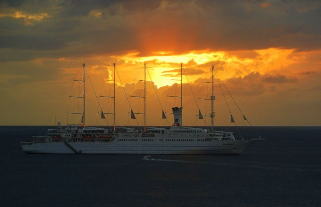 Zdjęcia: Reda Saint Georges, Karaiby, Na redzie, GRENADA