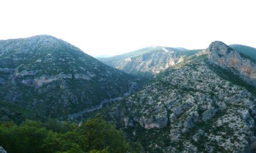 Zdjęcie GRENADA / Peloponez / Leonidion / Droga do monastyru Leonidion