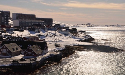 Zdjęcie GRENLANDIA / Sermersooq / Nuuk / Nuuk
