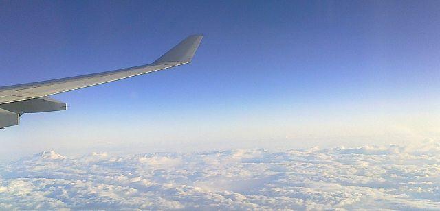 Zdjęcia: z samolotu, Gdzieś nad Gruzją, Kaukaz inaczej, GRUZJA