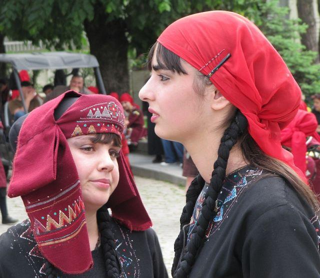 Zdjęcia: festiwal, Tbilisi, koleżanki, GRUZJA