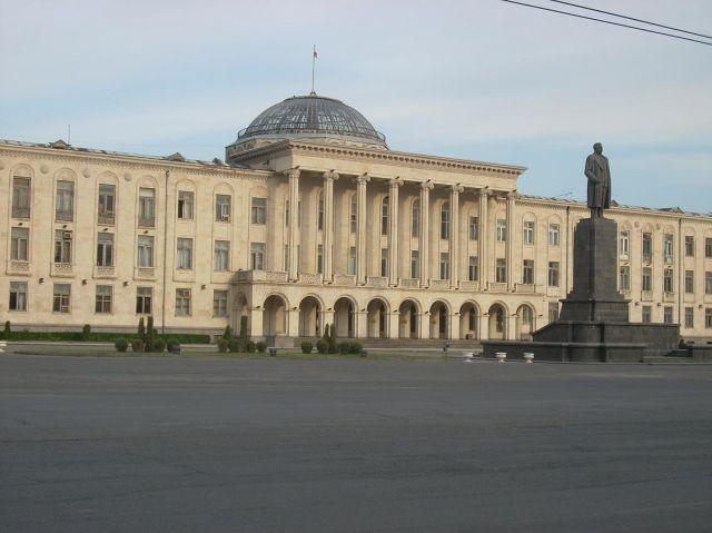 Zdjęcia: Gori, Pomnik Stalina, GRUZJA