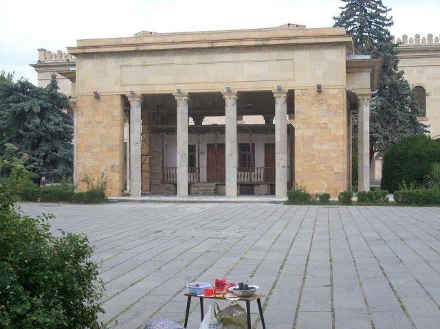 "Zdjęcia: Gori, ""Domek"" Stalina, GRUZJA"