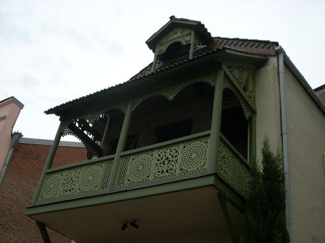 Zdjęcia: Tbilisi, Architektura Tbilisi, GRUZJA