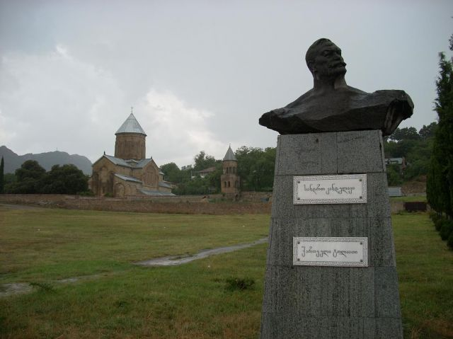 Zdjęcia: Mccheta, Katedra Samtawro, GRUZJA