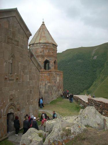 Zdjęcia: Kazbegi, Kaukaz, Tsmina Sameba 2, GRUZJA