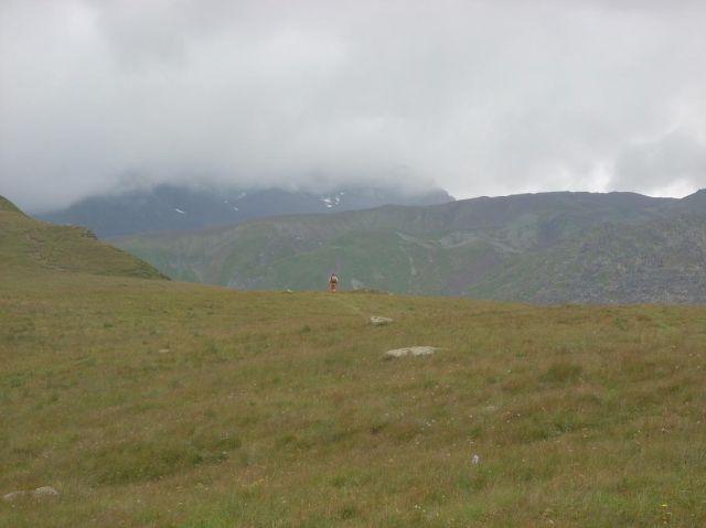 Zdjęcia: Kazbegi, Kaukaz, Iść ciągle iść..., GRUZJA