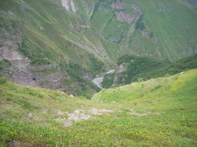 Zdj�cia: Kazbegi, Kaukaz, ..., GRUZJA