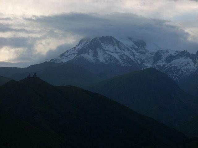 Zdjęcia: Kazbegi, Kaukaz, ..., GRUZJA