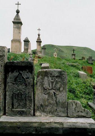 Zdjęcia: Vanadzor, Cmentarz, GRUZJA