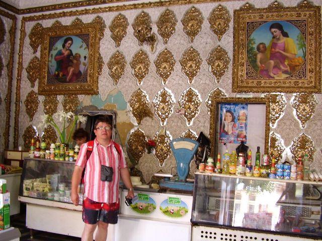 Zdjęcia: Batumi, Adżaria, Sklep spożywczy, GRUZJA